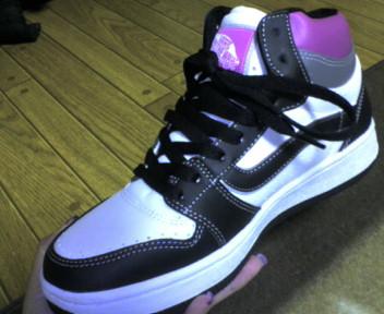 2008年初の靴.. Yu1