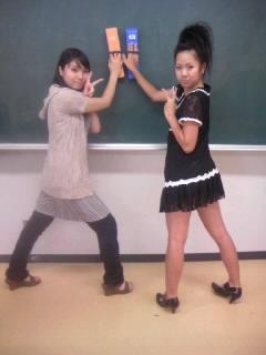 奈良女子大学(´・∀・`)